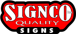 Signco Quality Signs